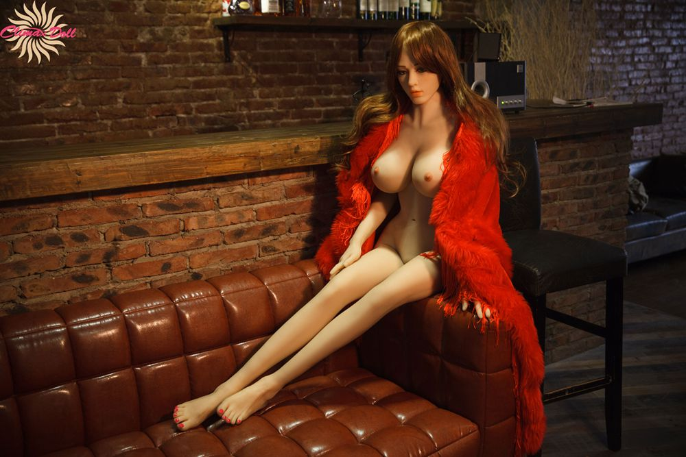 CLM DOLL Selina-165cm-face 16-Yellow skin realistic tpe sex doll