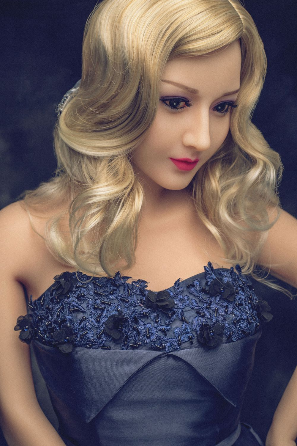 CLM DOLL Esther-158cm-face 21-Yellow skin realistic tpe sex doll