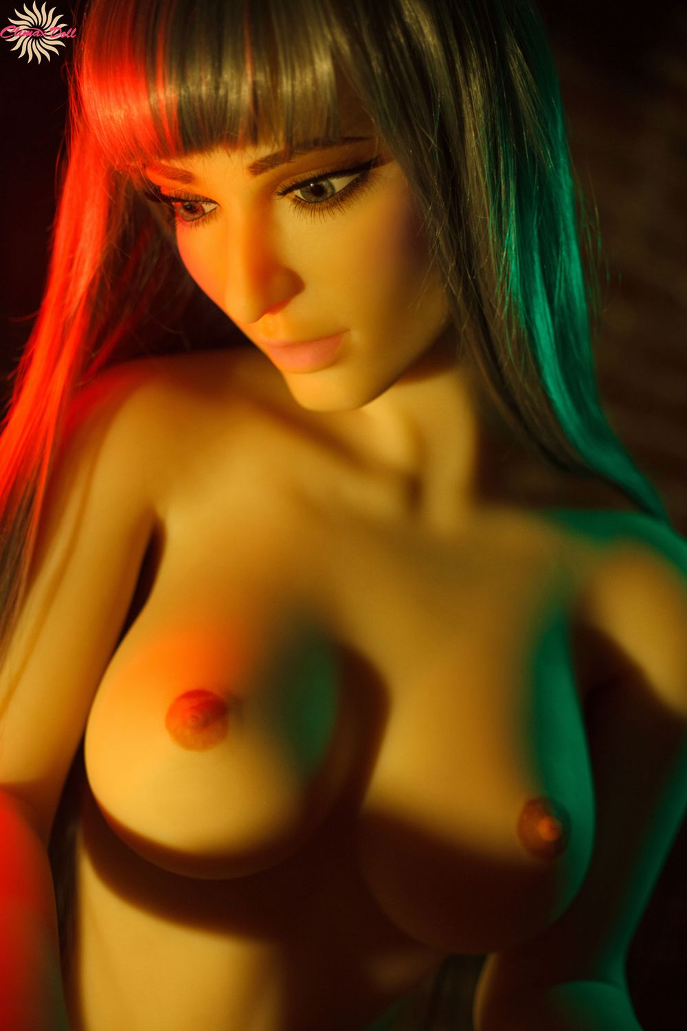CLM DOLL Phoebe-148cm realistic tpe sex doll