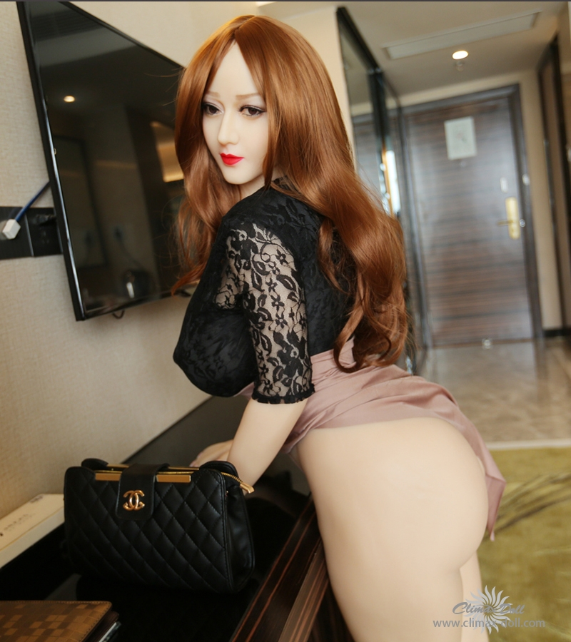 Esther-160cm-face 21-Yellow skin big butt sex dolls clm doll