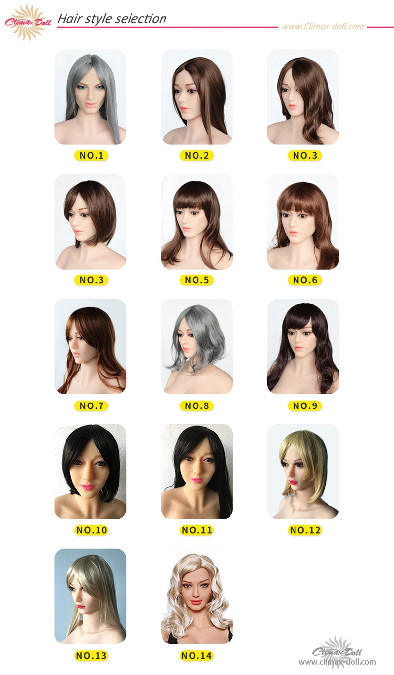 climax doll hair styles